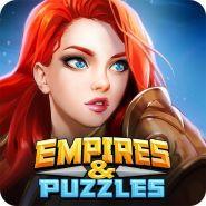 Empires & Puzzles: RPG Quest logo