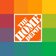 Project Color™ The Home Depot logo