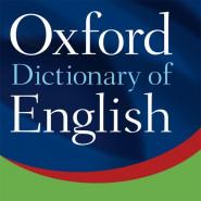 Oxford Dictionary of English logo