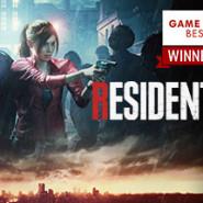 Resident Evil 2 logo
