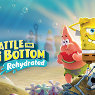 SpongeBob SquarePants: Battle for Bikini Bottom - Rehydrated logo
