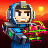 Pixel Gun 3D: FPS Shooter & Battle Royale logo